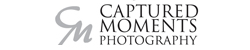 Captured Moments Logo